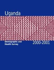 Final Report - Uganda Bureau of Statistics