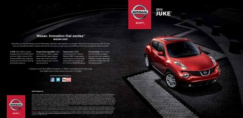 Download Brochure - Tony Graham Nissan