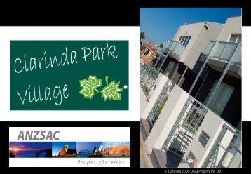 Essendon Clarinda Park Village