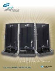 SmartStock® Mini Cutlery Dispensers - Georgia Pacific