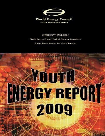 Youth Energy Report 2009 - World Energy Council