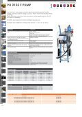 PLURAL COMPONENT PUMPS AND MACHINES - Epacnz.co.nz - Page 2