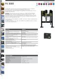 PLURAL COMPONENT PUMPS AND MACHINES - Epacnz.co.nz - Page 4