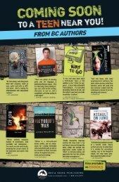 Summer 2012 Volume 26 - No 2 - BC BookWorld