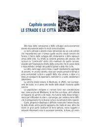 cap. 2 - Precedente versione del sito