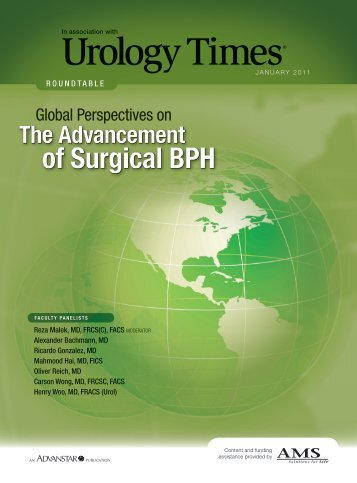 of surgical BpH