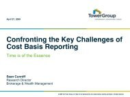 Confronting the Key Challenges of Cost Basis Reporting - Broadridge