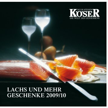 LACHS UND MEHR GESCHENKE 2009/10