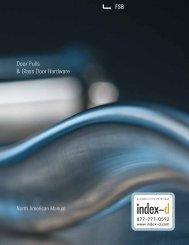 Door Pulls - Index-d