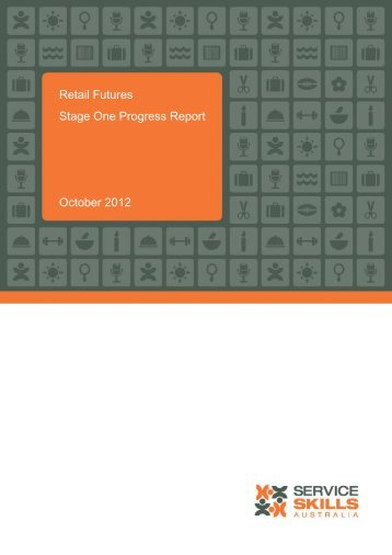 Retail Futures First Progress Report October 2012 - Service Skills