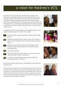 a draft strategy for Hackney's voluntary & community ... - Hackney CVS - Page 7