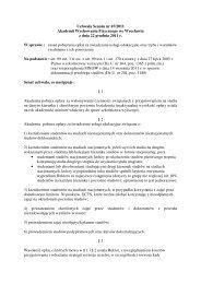 uchwala_47 _11 - Akademia Wychowania Fizycznego we Wrocławiu