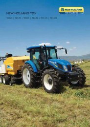 NEW HOLLAND TD5