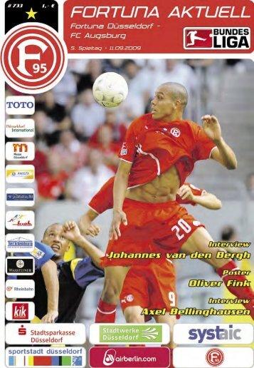 Hier geht´s lang! - Fortuna Düsseldorf