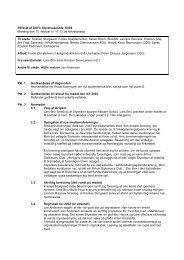 Referat af ÅUFs Styrelsesmøde 10/02 Mandag den 10. februar kl ...