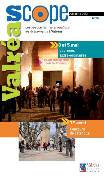 avril - Valréas