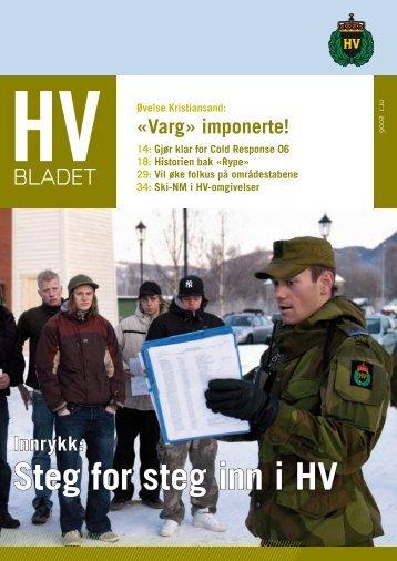 Utgave 1 - Heimevernet - Forsvaret