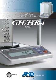 Brochure (PDF 531KB) - A&D Company Ltd