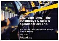 1305 EY Anil Valsan - Automotive Sweden presentation - Automotive ...