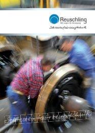 Imagebroschüre Reuschling