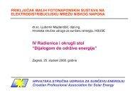Priključak malih fotonaponskih sustava na ... - MojaEnergija