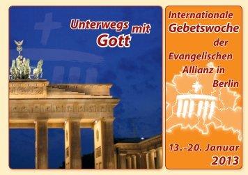 mit Gott - Evangelische Allianz Berlin