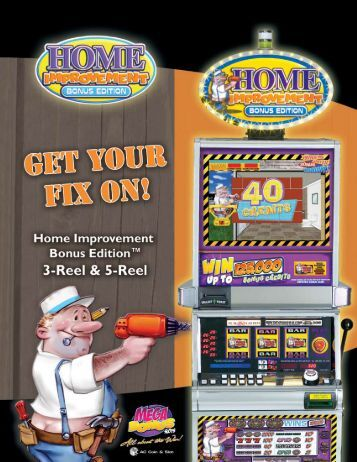 Home Improvement Spec - AC Coin And Slot