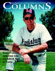 Russ Frazier Inducted Into the ABCA Hall of Fame - Louisburg College