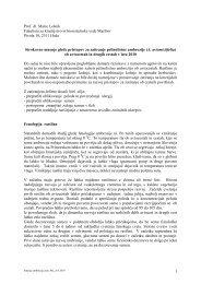 Strokovno mnenje glede pristopov za zatiranje pelinolistne ambrozije