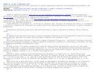 ORDIN nr. 18 din 1 februarie 2007 pentru aprobarea ... - ansvsa