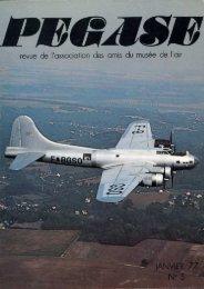 Pegase n°5 - Association des Amis du Musée de l'Air
