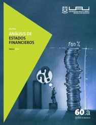 ANÁLISIS DE ESTADOS FINANCIEROS - Universidad Adolfo Ibañez