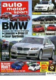 VW Golf 1.4 TSI 118(160)->147(200) Auto Motor & Sport, Heft 10