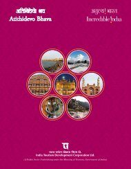 Special Packages for ADB DELEGATES - India Tourism ...