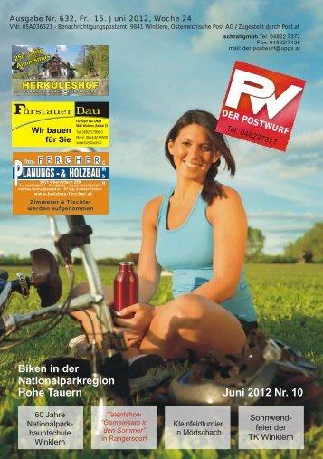 Ausgabe 15.Juni 2012 - Colist.eu