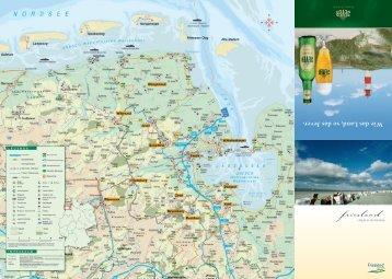 Wie das Land, so das Jever. - Friesland-Touristik Gemeinschaft