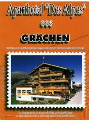 Document2 - Matterhorn Valley Hotels