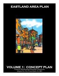 Eastland Area Plan - Charlotte-Mecklenburg County