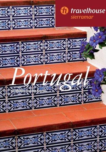 mit Madeira und den Azoren - Travelhouse