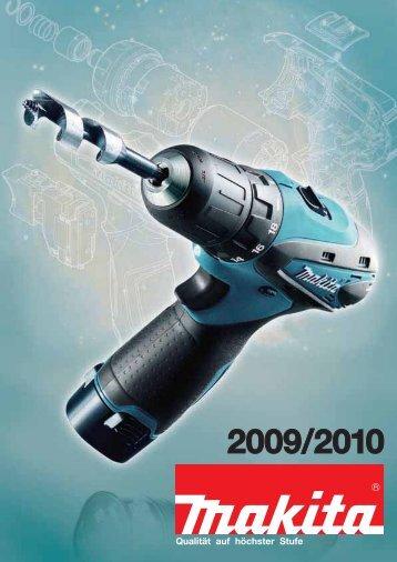 MAKITA Prospekt 2009/10 - freytool Werkzeug Shop