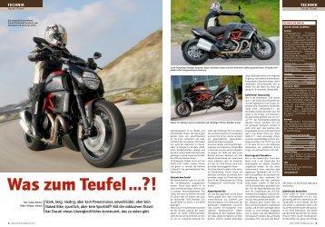 Was zum Teufel …?! - Blog - Moto Sport Schweiz