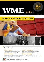 mediakit - WME magazine