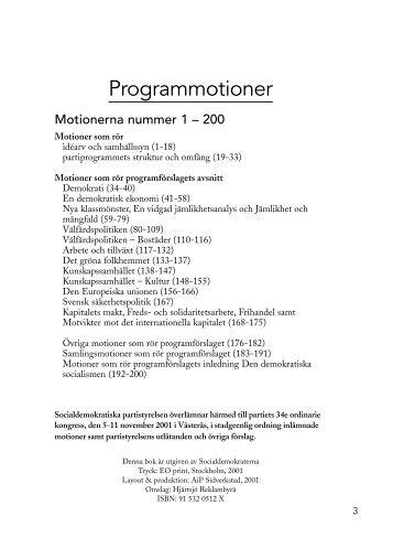 M1 201-200.pdf - Socialdemokraterna