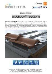 ISOLROOF TEGOLA N - isolconfort