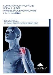 Patientenleitfaden ERKRANKUNGEN DES ... - EuromedClinic