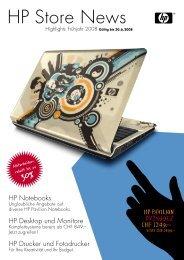 HP Store News - Hewlett Packard