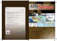 ASM Publications - Portal Rasmi Akademi Sains Malaysia
