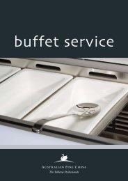 Buffet - Arafura Catering Equipment