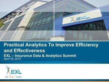 Arnab Dey, EXL Service - Reactions