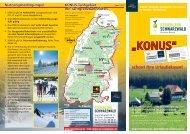 Weitere Informationen zur KONUS - Gästekarte.